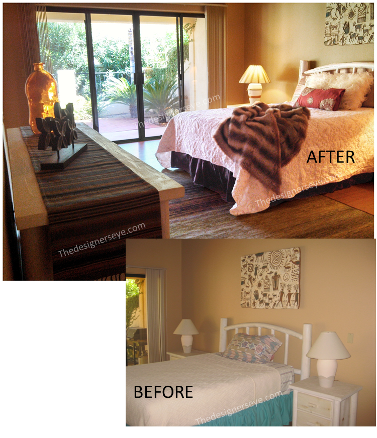 home staging_using what you already have_partial furnished home for sale_the designers eye