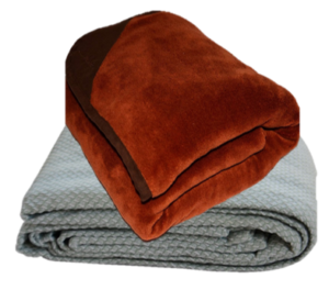 find blankets easily during a move